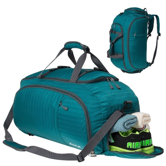 01a887dac9eb SKYLE Bags | 3way Travel Duffel Bag Backpack | Poshmark